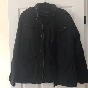 Heavy jacket